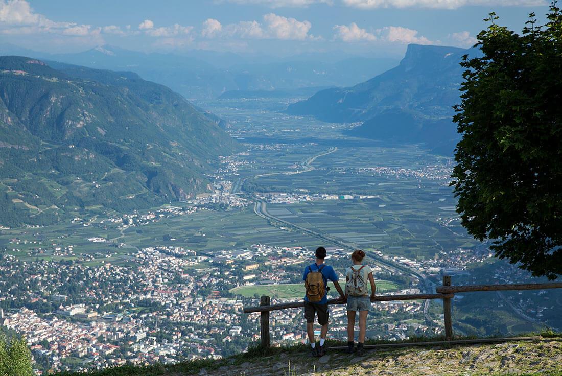 Höhenweg Südtirol